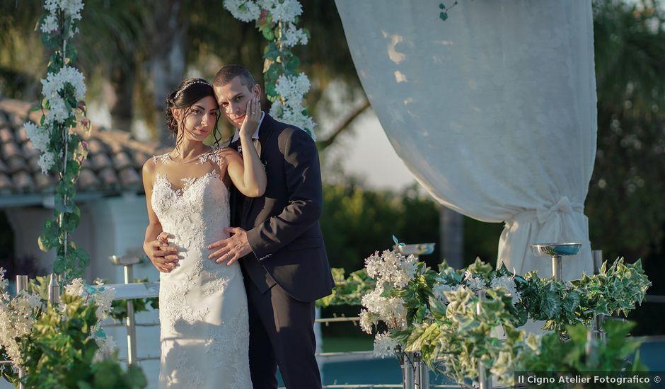 Il matrimonio di Mauro e Michela a Pisticci, Matera