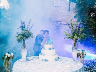 le nozze di Samantha e Alex 1