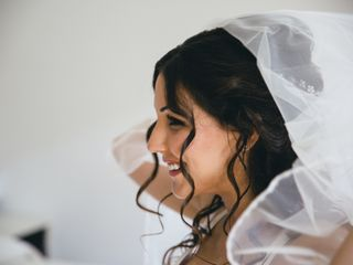 le nozze di Giulia e Massimiliano  1