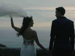 le nozze di Leslie e Stefano 1