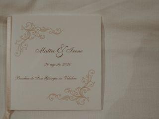 Le nozze di Matteo e Irene 1