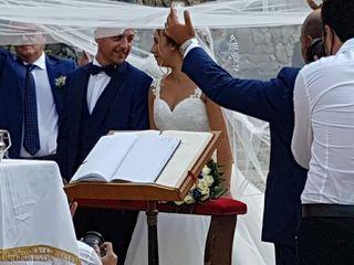 Le nozze di Melissa  e Antonio 3