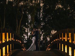 Le nozze di Annabelle e Lamberto