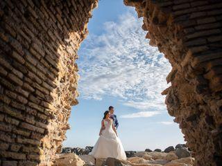 Le nozze di Alessandro e Giorgia 1