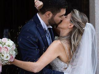 Le nozze di Matteo e Maddalena