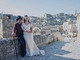 Le nozze di Maria Pina e Daniele