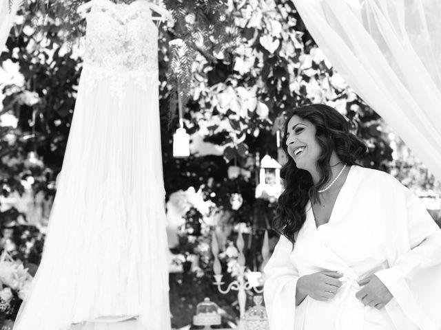 Il matrimonio di Rosario e Miriam a Castellammare di Stabia, Napoli 6