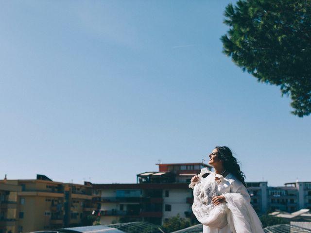 Il matrimonio di Rosario e Miriam a Castellammare di Stabia, Napoli 8