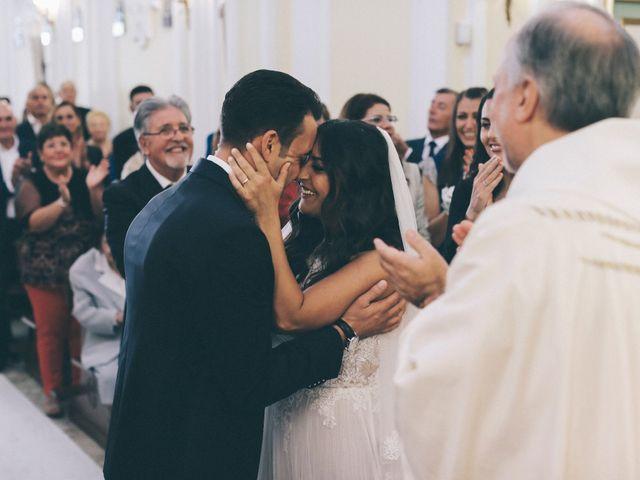 Il matrimonio di Rosario e Miriam a Castellammare di Stabia, Napoli 14