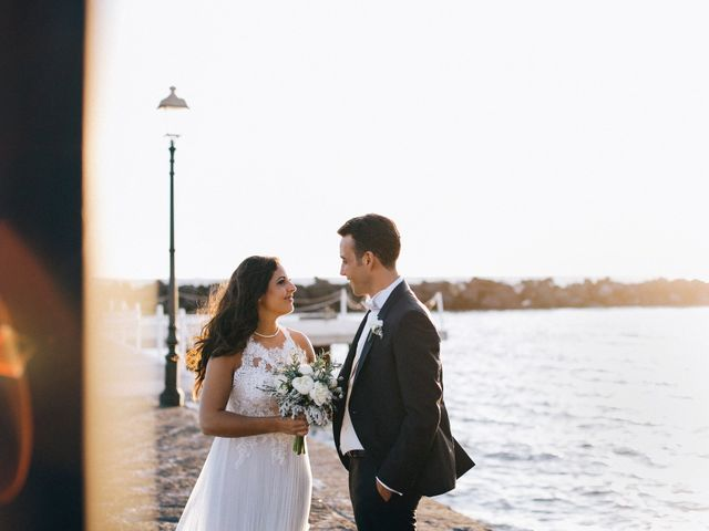 Il matrimonio di Rosario e Miriam a Castellammare di Stabia, Napoli 18