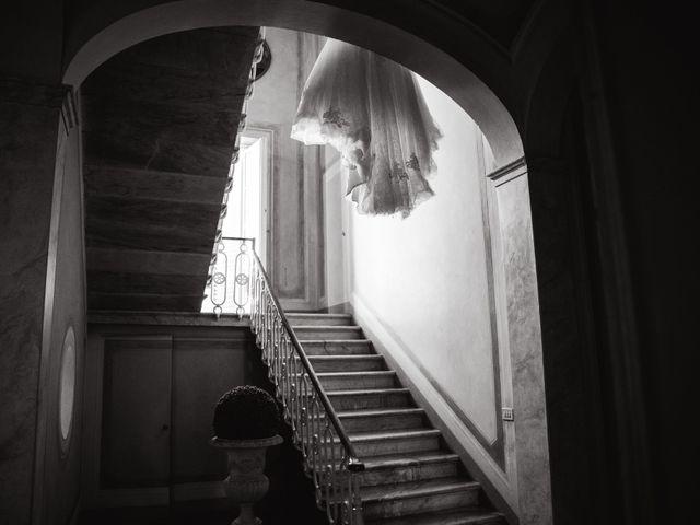 Il matrimonio di Filippo e Virginia a Torre del Lago, Lucca 2