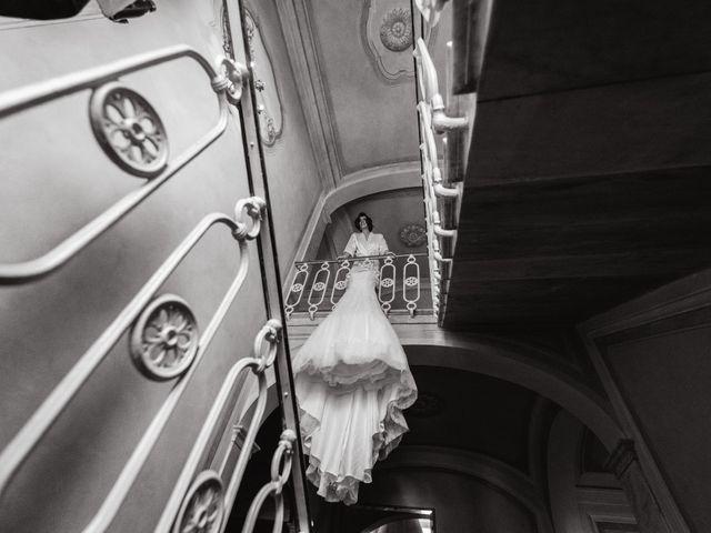 Il matrimonio di Filippo e Virginia a Torre del Lago, Lucca 3