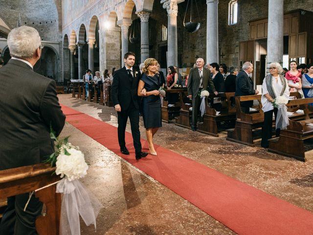 Il matrimonio di Filippo e Virginia a Torre del Lago, Lucca 16