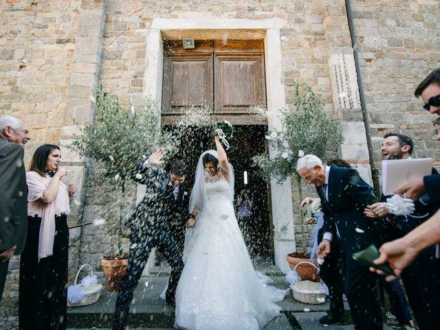Il matrimonio di Filippo e Virginia a Torre del Lago, Lucca 20