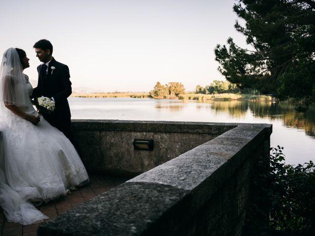 Il matrimonio di Filippo e Virginia a Torre del Lago, Lucca 23