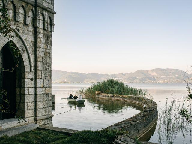 Il matrimonio di Filippo e Virginia a Torre del Lago, Lucca 1
