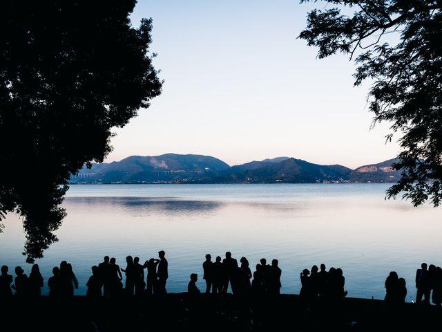 Il matrimonio di Filippo e Virginia a Torre del Lago, Lucca 26