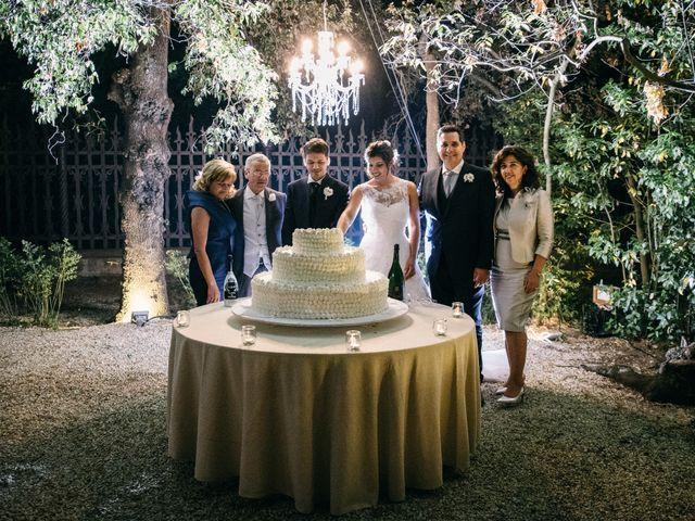 Il matrimonio di Filippo e Virginia a Torre del Lago, Lucca 29