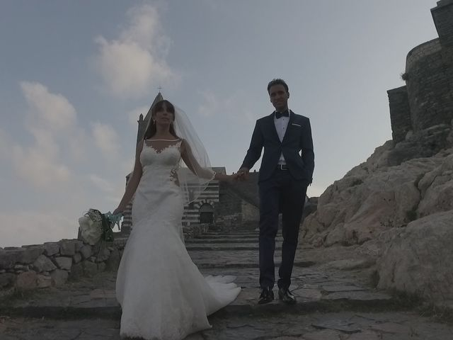 le nozze di Leslie e Stefano