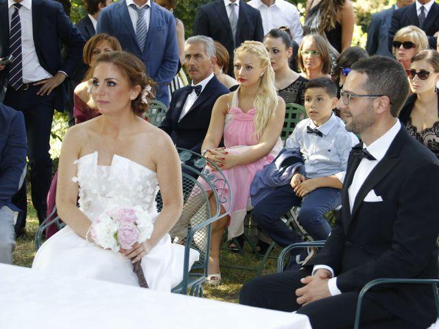 Le nozze di Ornella e Davide