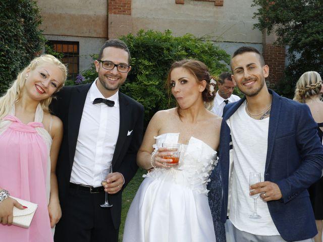 Il matrimonio di Davide e Ornella a Moncrivello, Vercelli 2