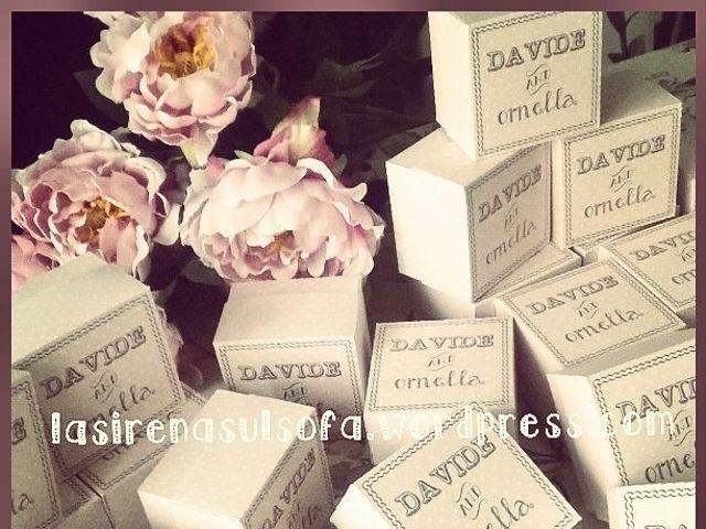 Il matrimonio di Davide e Ornella a Moncrivello, Vercelli 1