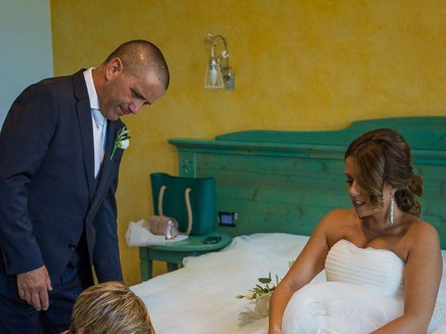 Il matrimonio di Matteo e Alessia a Brunello, Varese 6