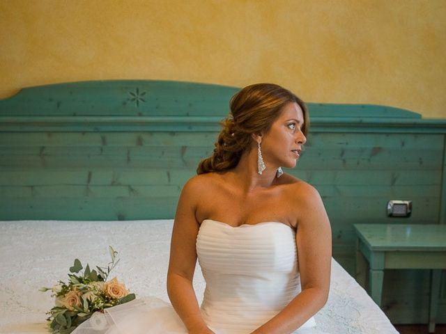 Il matrimonio di Matteo e Alessia a Brunello, Varese 7