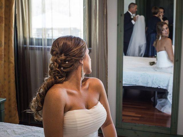 Il matrimonio di Matteo e Alessia a Brunello, Varese 8