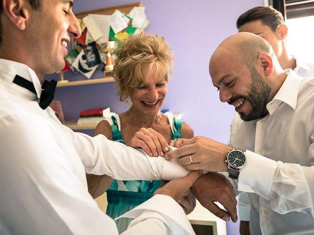 Il matrimonio di Matteo e Alessia a Brunello, Varese 13
