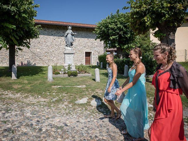 Il matrimonio di Matteo e Alessia a Brunello, Varese 18
