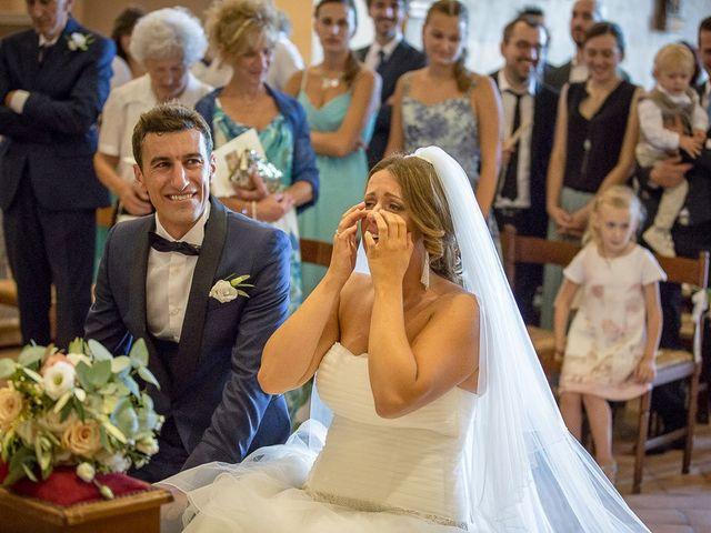 Il matrimonio di Matteo e Alessia a Brunello, Varese 27