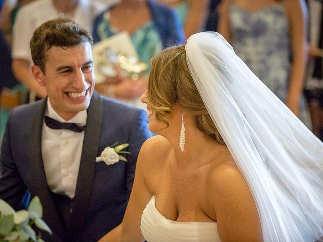 Il matrimonio di Matteo e Alessia a Brunello, Varese 28