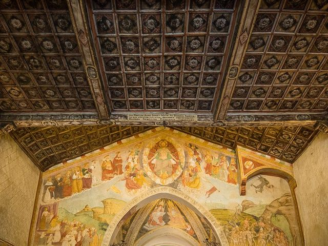 Il matrimonio di Matteo e Alessia a Brunello, Varese 29