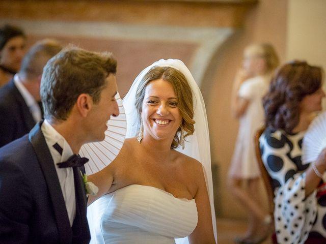 Il matrimonio di Matteo e Alessia a Brunello, Varese 30