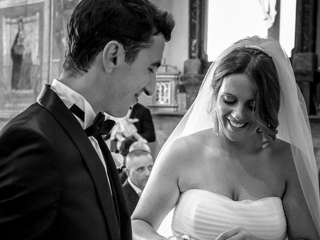 Il matrimonio di Matteo e Alessia a Brunello, Varese 32