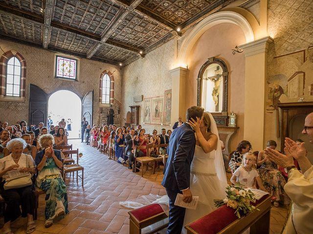 Il matrimonio di Matteo e Alessia a Brunello, Varese 33