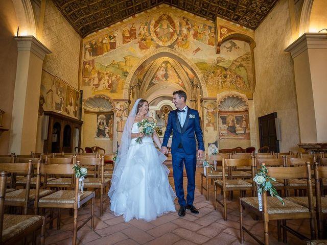 Il matrimonio di Matteo e Alessia a Brunello, Varese 37