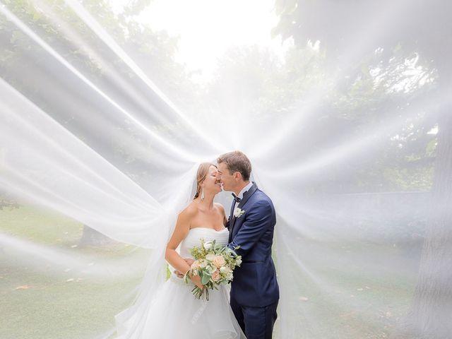 Il matrimonio di Matteo e Alessia a Brunello, Varese 42