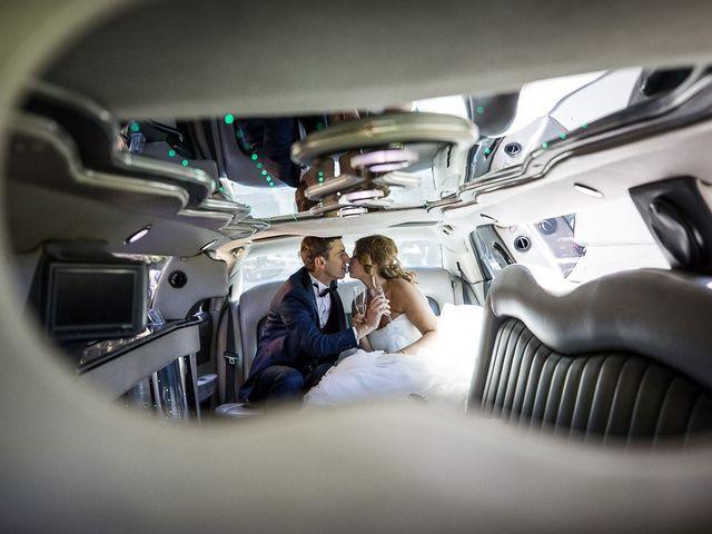 Il matrimonio di Matteo e Alessia a Brunello, Varese 44