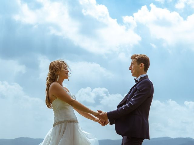 Il matrimonio di Matteo e Alessia a Brunello, Varese 51