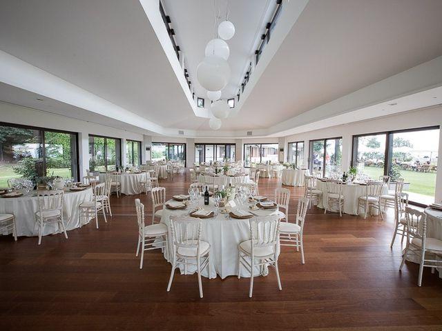 Il matrimonio di Matteo e Alessia a Brunello, Varese 52