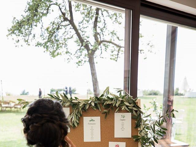 Il matrimonio di Matteo e Alessia a Brunello, Varese 54