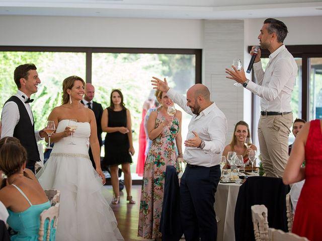 Il matrimonio di Matteo e Alessia a Brunello, Varese 62