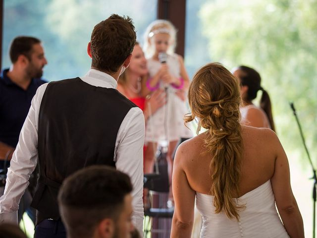 Il matrimonio di Matteo e Alessia a Brunello, Varese 71
