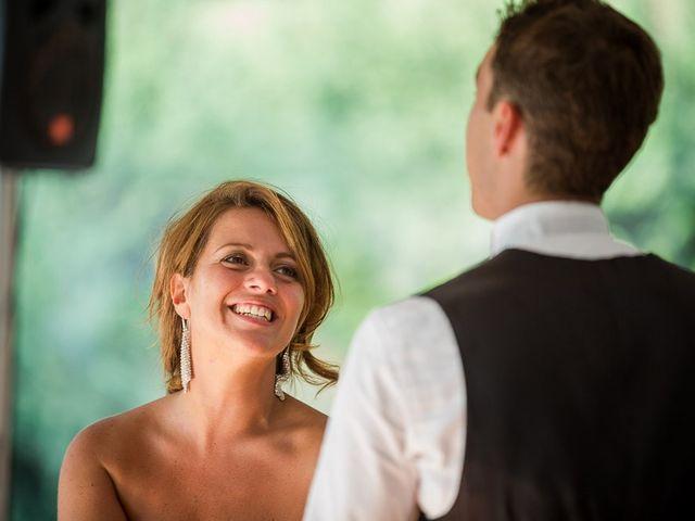 Il matrimonio di Matteo e Alessia a Brunello, Varese 75