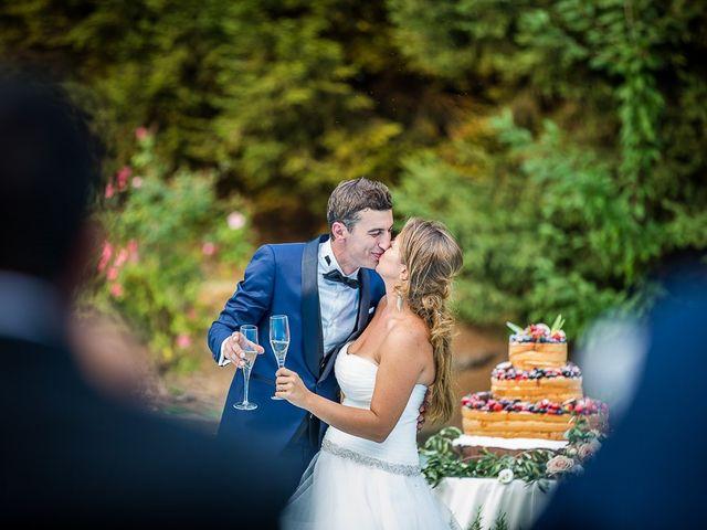Il matrimonio di Matteo e Alessia a Brunello, Varese 80