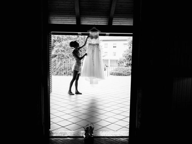Il matrimonio di Gianluca e Jessica a Quaregna, Biella 7