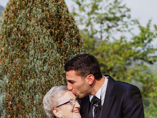 Il matrimonio di Gianluca e Jessica a Quaregna, Biella 9