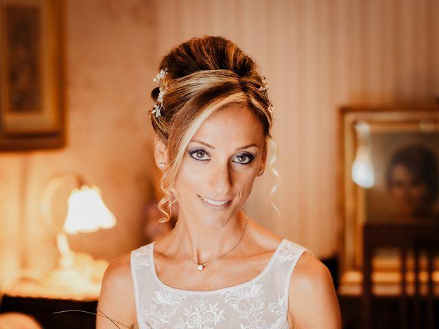 Il matrimonio di Gianluca e Jessica a Quaregna, Biella 11